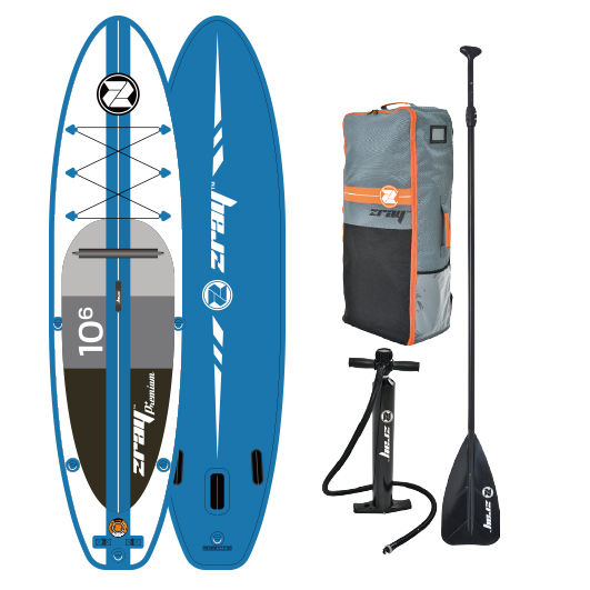 10'6 Z-RAY SUP Inflatable
