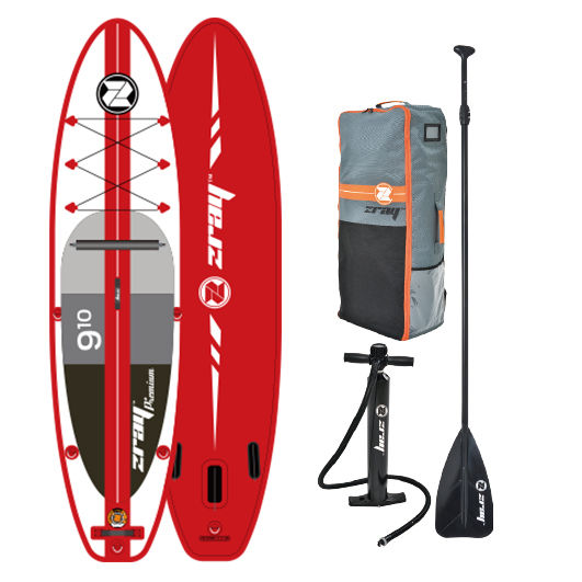 9'10 Z-RAY SUP Inflatable