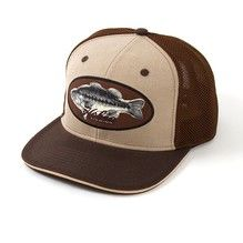Hobie Bass Patch Hat