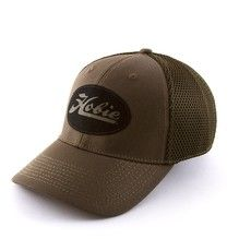 Hobie Patch OliveBlack Hat