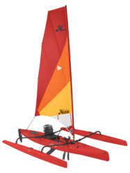 2019 Hobie Adventure Island Red