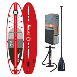 "Z-Ray 9'10"" Inflatable SUP"