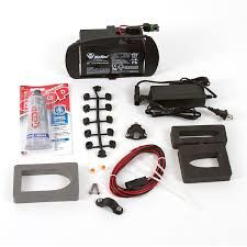 Fishfinder Installation Kit