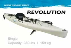Hobie Mirage Revolution