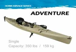 Link to view Hobie Mirage Adventure